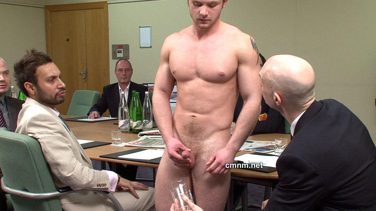 from Landen gay businessmen nude
